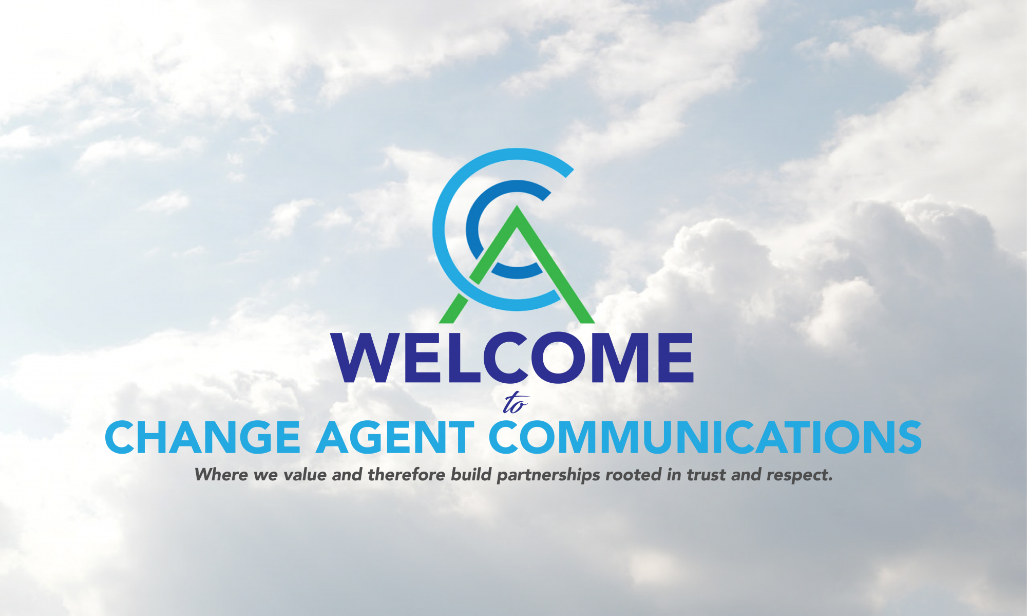 Change Agent Communications